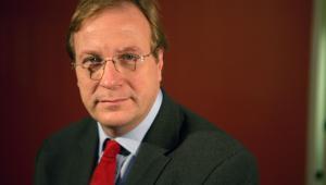 Frederick Kempe, prezes amerykańskiego thinktanku Atlantic Council