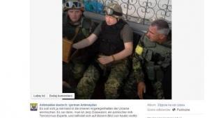 Zdjęcie zamieszczone na profilu Antimaidan deutsch