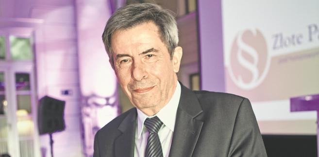 prof. Andrzej Zoll, fot. Wojciech Górski