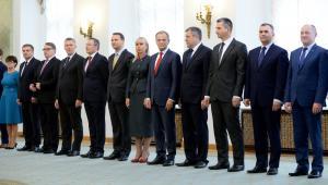 Trzymiesięczne odprawy dla ministrów Donalda Tuska? Nie dla wszystkich