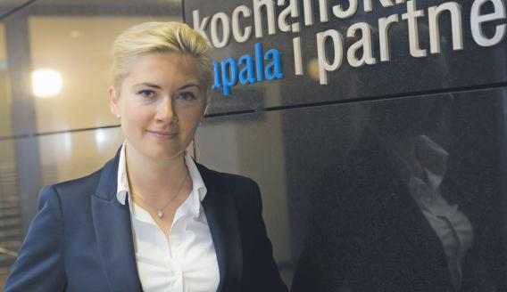 Magdalena Mitas / fot. Wojtek Górski