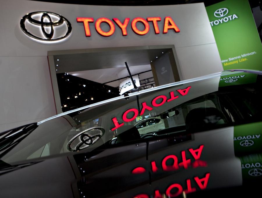 Toyota pogodziła się z rekordową grzywną