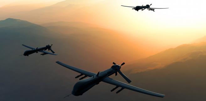 dron-technologie
