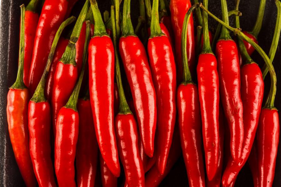 Prapryka chilli