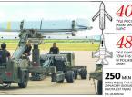 Armia szczerzy kły. Jeden z nich to rakiety JASSM do naszych F-16