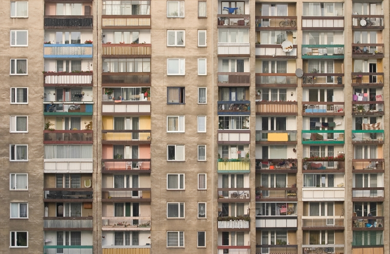 Blok mieszkalny fot. shutterstock.com