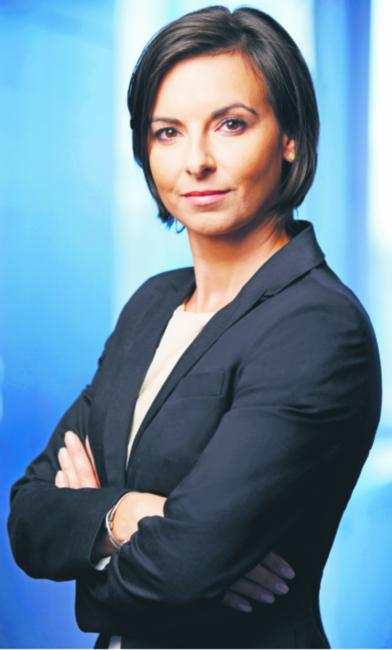Aleksandra Magaczewska, prezes ARP
