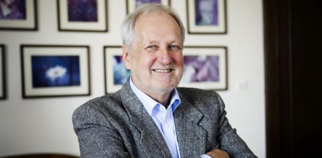 Prof. Jerzy Duszyński, prezes Polskiej Akademii Nauk