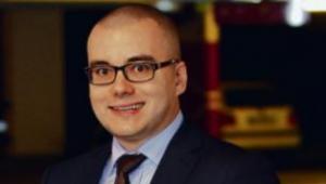 Maciej Kisilowski dyrektor centrum badań nad innowacją w regulacji w Szkole Biznesu Central European University