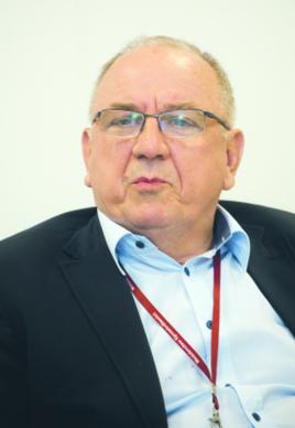 Jerzy Kozdroń wiceminister sprawiedliwości