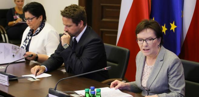 Premier Ewa Kopacz, PAP/Paweł Supernak