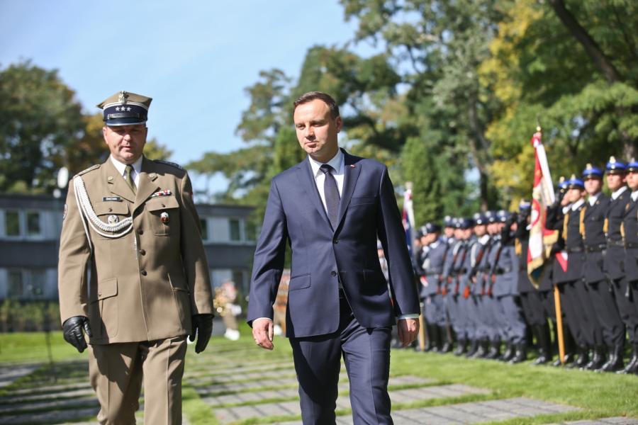 Prezydent RP Andrzej Duda, PAP/Rafał Guz