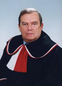 Wiesław Johann, sędzia Trybunału Konstytucyjnego w stanie spoczynku, członek KRS