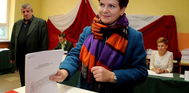wybory Beata Szydło