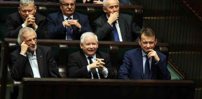rząd PiS, rząd, Kaczyński, Błaszczak, dyktatura