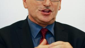 Marek Olszewski, wieloletni wójt gminy Lubicz, przewodniczący Związku Gmin Wiejskich RP