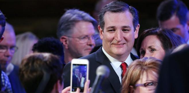 Ted Cruz w Teksasie