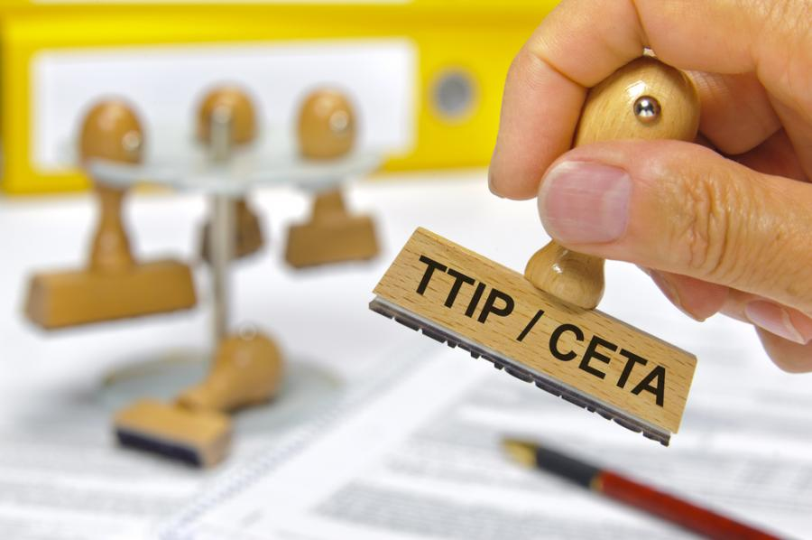 TTIP CETA