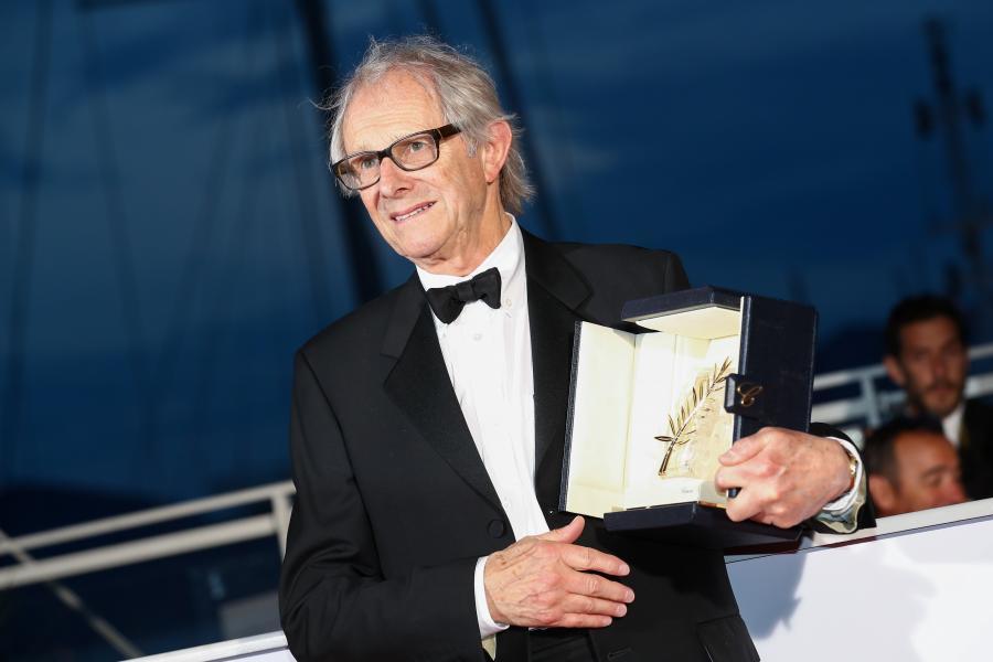 Ken Loach ze Złotą Palmą w Cannes