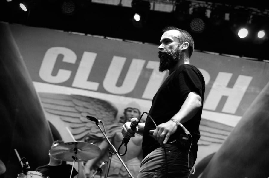 Clutch / fot. Maciek Suchorabski