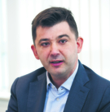 dr Mirosław Gdesz sędzia Wojewódzkiego Sądu Administracyjnego delegowany do orzekania w Naczelnym Sądzie Administracyjnym
