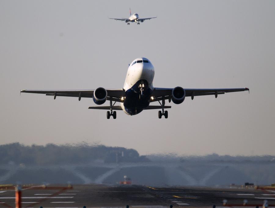 Samolot linii lotniczych Delta