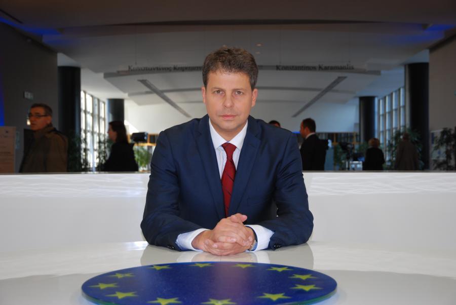 europoseł Mirosław Piotrowski