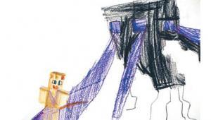 Jaś Mandes (7 lat)