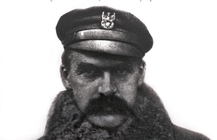 """Józef Piłsudski, """"Złowrogi cień marszałka"""", Rafał A. Ziemkiewicz"""