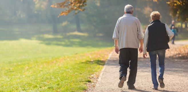 Proces starzenia się ludności ma tzw. podwójny charakter.