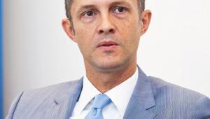 """dr Łukasz Bernatowicz, radca prawny, autor książki """"Reprywatyzacja na przykładzie gruntów warszawskich"""""""