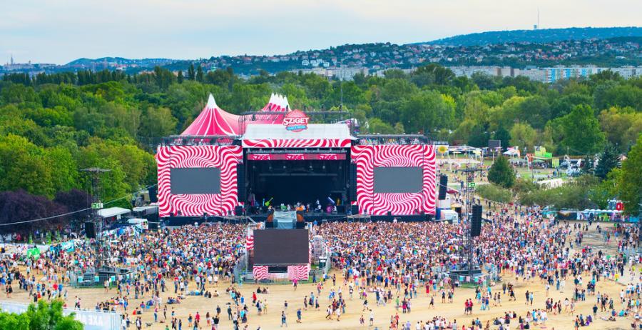 Sziget Festival 2014 (Budapeszt, Węgry)