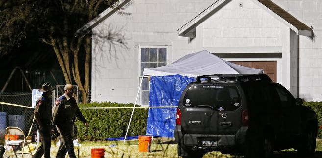 Motywem strzelaniny w Sutherland Springs mogły być nieporozumienia rodzinne