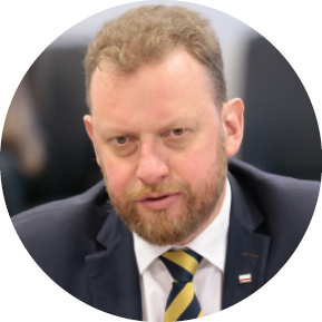 prof. Łukasz Szumowski wiceminister nauki i szkolnictwa wyższego