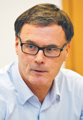 Paweł Wojciechowski, główny ekonomista ZUS