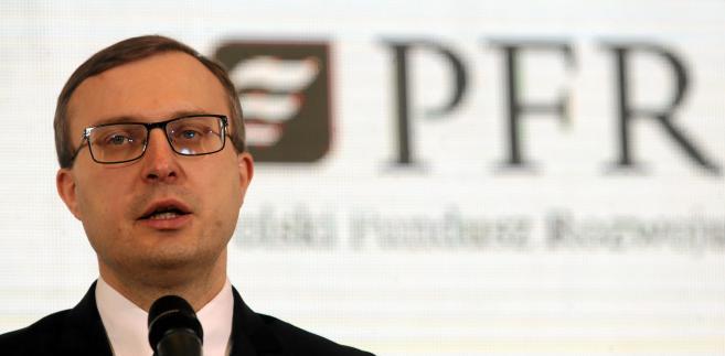 Paweł Borys, prezes Polskiego Funduszu Rozwoju, prawa ręka nowego premiera w sprawach gospodarczych