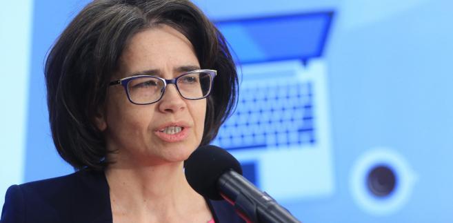 Anna Streżyńska odrzuca zarzuty, że proponowany przez jej ministerstwo model walki z fake newsami byłby formą cenzury
