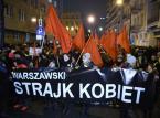 """""""Czarna Środa"""". Protesty ws. zmian przepisów dot. aborcji w wielu miastach Polski"""