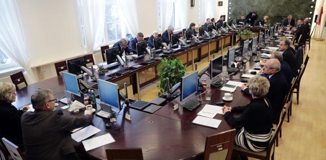 Pierwsze posiedzenie Krajowej Rady Sądownictwa po rezygnacji sędziego Dariusza Zawistowskiego ze stanowiska przewodniczącego