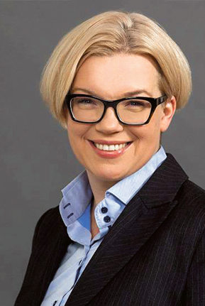 Magdalena Zabłocka, radca prawny w Praktyce Infrastruktury i Energetyki, Domański Zakrzewski Palinka