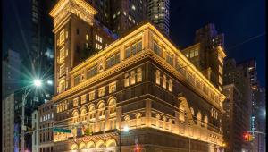 Poniedziałkowy koncert będzie już drugim organizowanym w prestiżowej Carnegie Hall z okazji 100 rocznicy zdobycia przez Polskę niepodległości. Pierwszy miał miejsce w lutym br.