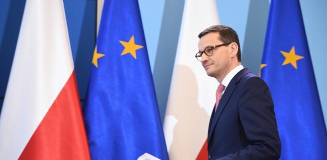 Zdaniem premiera Mateusza Morawieckiego przesunięcia mają poprawić efektywność administracji rządowej.