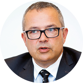 Wojciech Śliż, dyrektor departamentu VAT w Ministerstwie Finansów