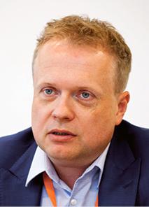 Michał Bolesławski wiceprezes zarządu ING Banku Śląskiego