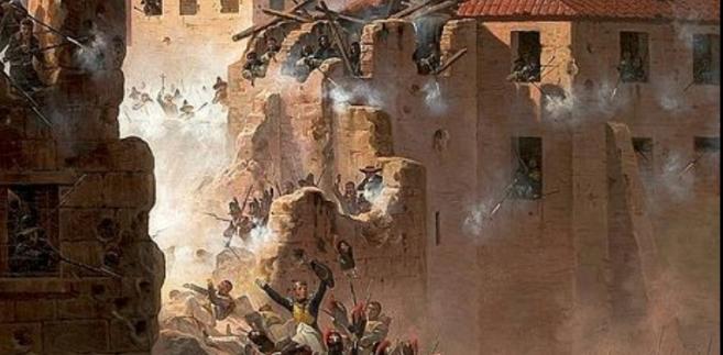 Saragossa, obraz, historia