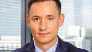 Paweł Banasik, partner associate i doradca podatkowy w Deloitte