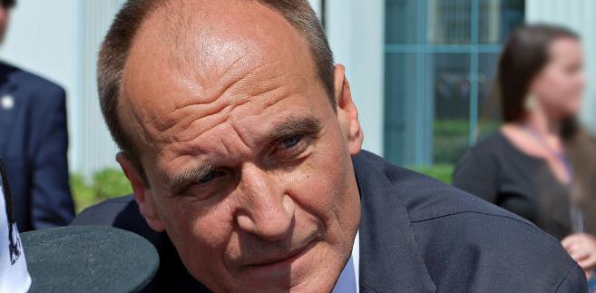 """""""Oczywiście, że w pierwszej turze wyborów w stolicy zagłosowałbym na Marka Jakubiaka"""" - przyznał."""
