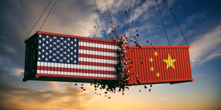 Wojna handlowa USA-Chiny
