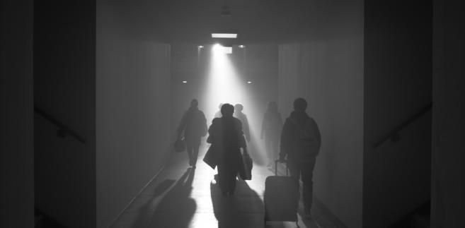 Rejwach według Mikołaja Grynberga na scenie Teatru Żydowskiego w Warszawie