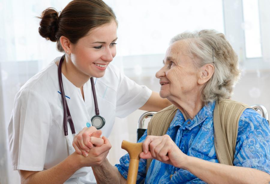 pielęgniarka, szpital, ochrona zdrowia, emeryt